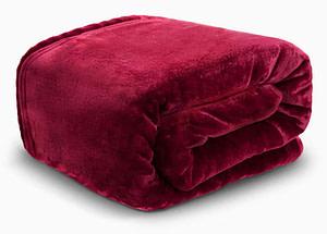 HYSEAS Velvet Plush flannel blankets