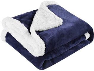 Langria Flannel Throw Blanket